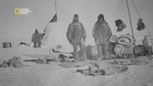 Le défi Pole Sud photo
