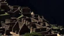 Machu Picchu: Battling Gravity show