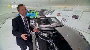 Innovation du nouveau modèle de la Porsche 911 photo
