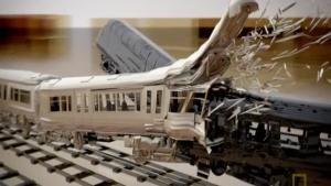 Il disastro della ferrovia di Paddington foto