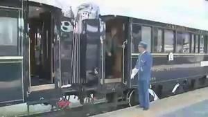 Im Orient Express Foto