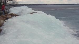 Ice Shove photo