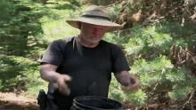 Sifting Through the Dirt show