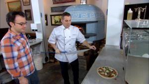 Una pizza come a Napoli foto