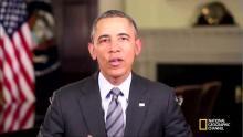 Presidente Obama Apresenta Cosmos programa