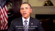 Cosmos: l'annuncio di Obama programma