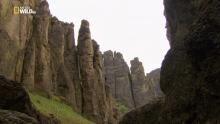 Sfide selvagge - Canyon: sopravvivenza estrema programma