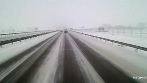 Icy Roads Ahead photo