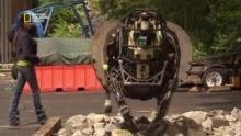 Le robot LS-3 Voir la fiche programme