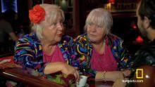 Fokken Sisters show