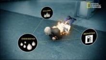 Pericolo incendio programma