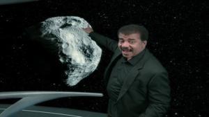 Halley's Comet photo
