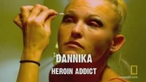 Heroinets gruppepress Bilde