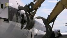 Un Boeing 747 démantelé Voir la fiche programme