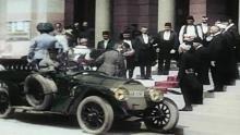 La Primera Guerra Mundial, el asesinato Serie