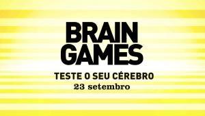 Brain Game T3 - Novos Episódios - Promo fotografia