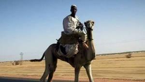 Ze Súdánu do Etiopie fotografie