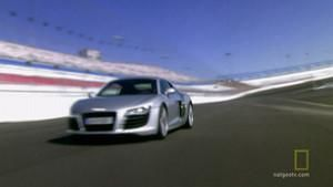 Audi R8 fotografie