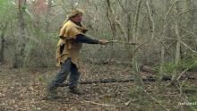 Live Free or Die DIY: How to Chop Wood show