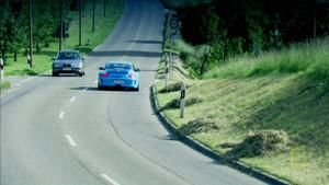 Mesto Porscheja Fotografija