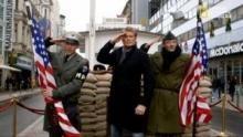 Il muro di Berlino con David Hasselhoff programma