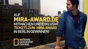 MIRA Award: Für NatGeo stimmen & gewinnen! Video