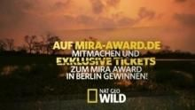 MIRA Award: Für NAT GEO WILD stimmen & Preise abräumen! Programm