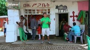 Sapori d'Africa - Gurage, Etiopia foto