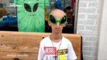 Sammy e l'alieno programma