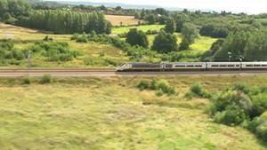 Les nouveaux trains britanniques photo