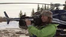 Behind the Scenes: Dr. Oakley, Yukon Cameraman show