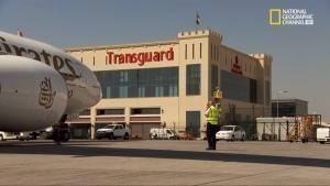 Dubai - Atterraggio d'emergenza foto