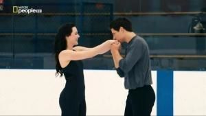 Vite sul ghiaccio: Scott Moir e Tessa Virtue foto