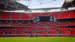 Stadion ve Wembley fotografie