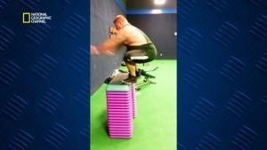 Apprenez la technique du saut sans élan vidéo