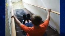 Comment faire de la luge dans les escaliers ? Voir la fiche programme