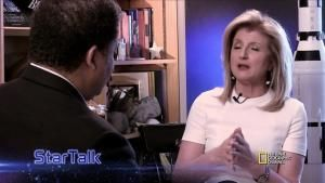 Star Talk: Arianna Huffington (Condensed Version) video