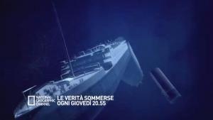 Le verità sommerse ogni giovedì alle 20.55 su National Geographic Channel foto