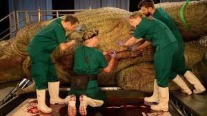 T. rex ízekre szedve film