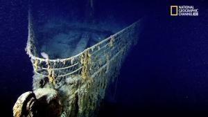 Scansioni su scansioni per ricostruire il Titanic foto