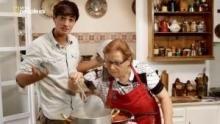 Il cocco di nonna cucina dei deliziosi gnocchi programma