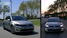 El nuevo Golf GTE Serie