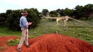 Il dinosauro più grosso mai esistito foto