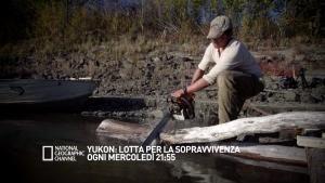 Yukon: lotta per la sopravvivenza - Ogni mercoledì alle 21.55 foto