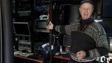 Bob Ballard Command Control Center show