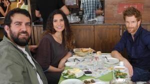 Istanbul da mordere con lo Chef inglese Tom Aiken. foto