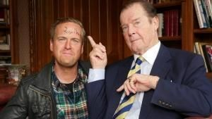 Exclusive Interview with Sir Roger Moore photo