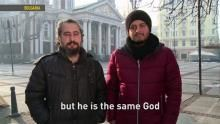 Man on the Street:  Who is God show