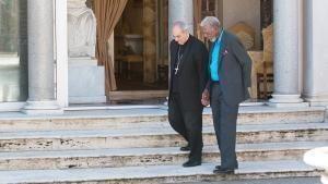 Isten nyomában Morgan Freemannel film