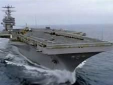 Ratni brod &quot;USS Nimitz&quot; .